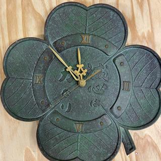 会社の記念品掛け時計