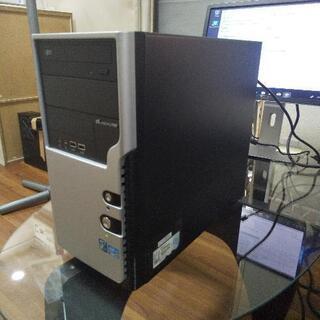 Corei3-2100 メモリ8GB【1ヶ月間全額返金可】デスク...