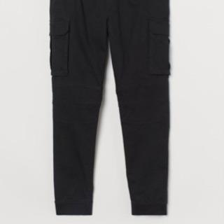 【H&M】黒カーゴパンツ