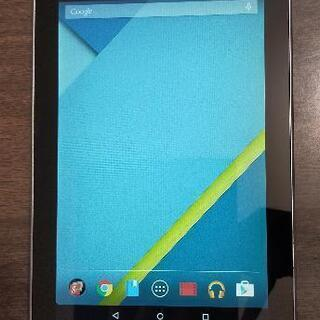 Google Nexus7 タブレット