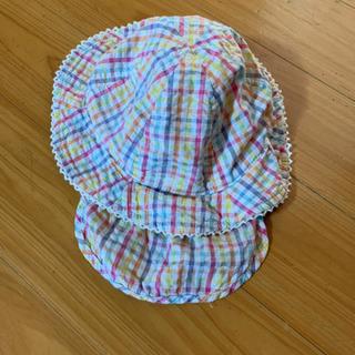 帽子 52cm 綿100%