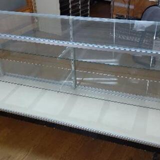 【ネット決済】アンティークで昭和レトロ感じる ガラスショーケース