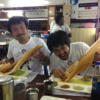 スパイスの極意を学んで南インド料理を作ろう!〜ヴァンギバートと発...