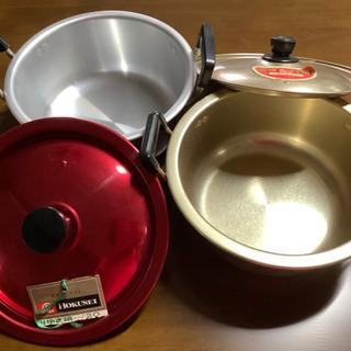 【ネット決済】新品 20センチの鍋 x 2