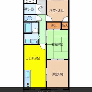 【賃貸】3LDK アパート岐阜県本巣郡北方町柱本南2-7