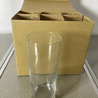 No.238新品 ガラスグラス6個セット