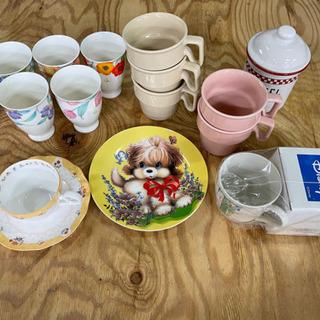 食器類 カップ マグカップ ティーカップ