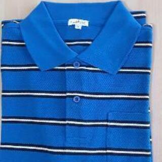 紳士半袖ポロシャツLサイズ3枚(未着用)