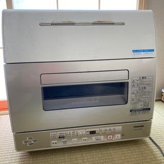 【ネット決済】TOSHIBA 食洗機 DWS-600D(C)中古