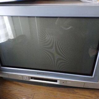 三菱電機製28インチブラウン管テレビ 28W-HR1