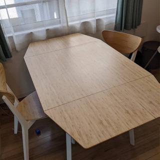 IKEAダイニングセット 3000円