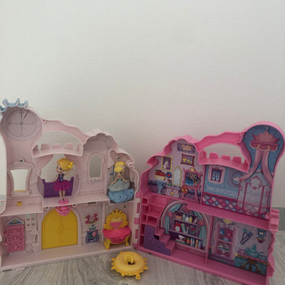 海外ディズニープリンセス おもちゃ