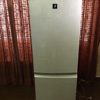 SHARP プラズマクラスター付 冷蔵庫/167L/SJ-PD17T