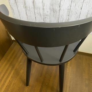 IKEA チェア/OMTANKSAM*2脚 - 売ります・あげます
