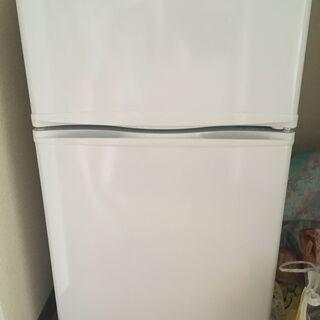 中古の冷蔵庫(無料であげます)