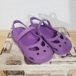 crocs クロックス 子供 キッズ サイズ11