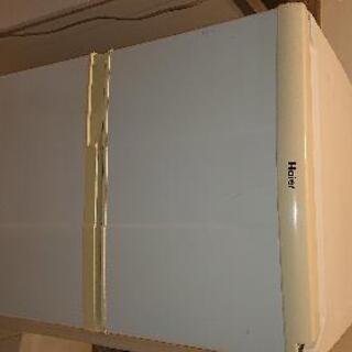 冷蔵庫(98L)あげます※受付一時中断
