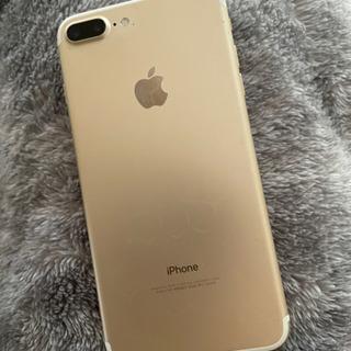 iPhone7 plus ゴールド