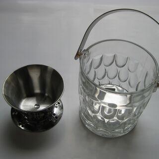 ガラス製品(アイスペール)(保存容器)(その他)