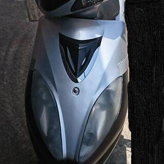 sym SYM ATTLA 125cc 小型バイク
