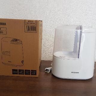 【ネット決済】アイリスオーヤマ 加熱式加湿器 SHM-120R1