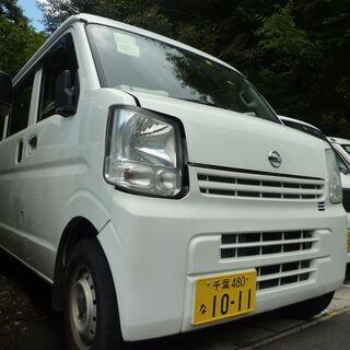 (ID3323)軽バン専門店在庫50台 37万円 日産 N…