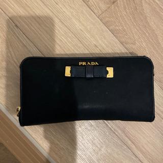 PRADA 長財布