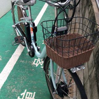 両輪駆動‼️電動アシスト自転車‼️