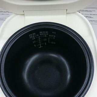 (スタンダードな)無印良品 炊飯器3合 2016年製 MJ-RC3A 高く買取るゾウ八幡東店 - 北九州市