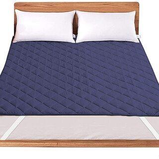 新品未使用 敷きパッド ベッドパッド ベッドシーツ 綿100% ...