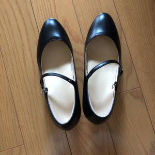 就活用の靴