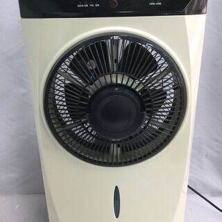 風量4段階調節可能! ミストファン 霧降 MEF-DC01 ※動...