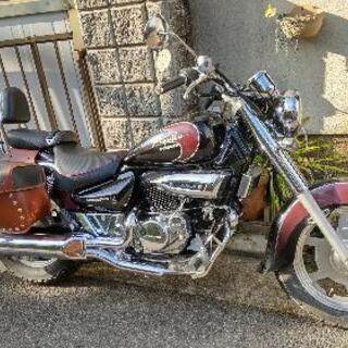 125ccのアメリカン ツーリングメンバー募集