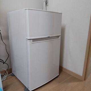 冷蔵庫 2017年製ハイアールJR-N85A