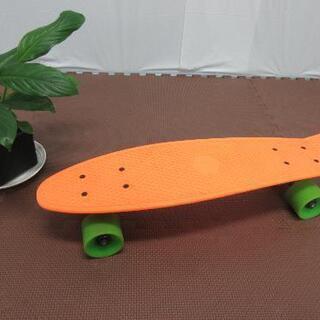 配送料無料エリアあります(*^^*)!スケートボード☆オレンジ