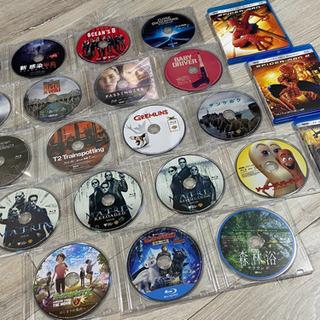 【売り切れ】映画ブルーレイ ぜんぶまとめて¥500   Blu-ray