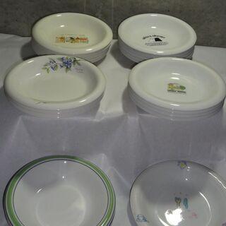 直径20㎝くらいの皿多数 20枚   silvia & silv...