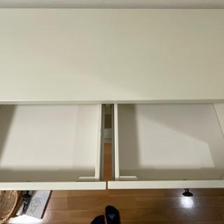 【ニトリ】カウンターテーブル引き出し付き − 東京都