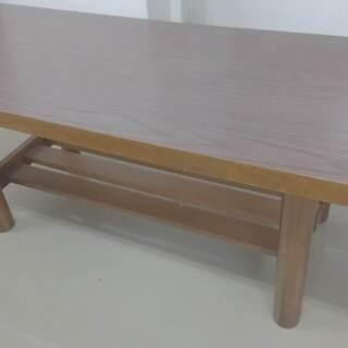 【ご商談中】応接セットのテーブル、イスにちょうどいい高さ、…