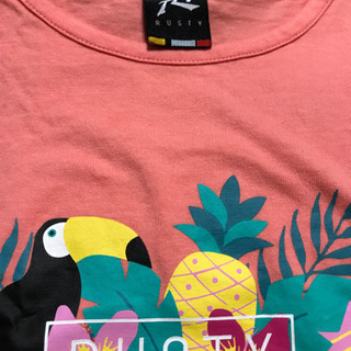 RUSTYキッズTシャツ 120 - うるま市