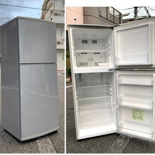 🚛配送無料🔰当日配送‼️冷蔵庫 140L🎖 トップフリーザータイ...