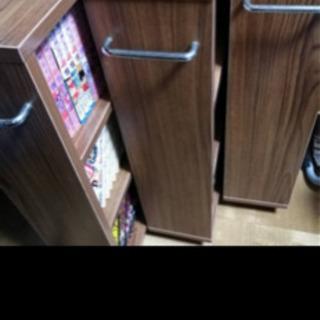 押入れ収納できる本棚