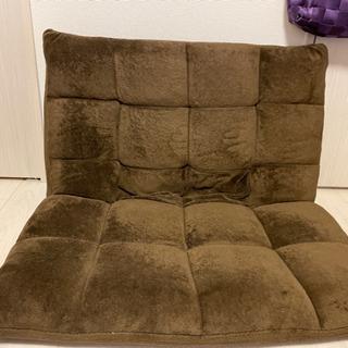 リクライニングソファ(座椅子タイプ)