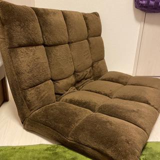 リクライニングソファ(座椅子タイプ) - 台東区