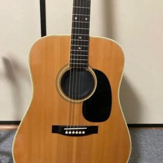 【ネット決済・配送可】ARIA アコースティックギター(ハードケ...