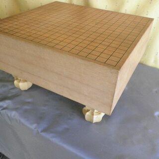 碁盤 柾目材 盤厚14.5cm 重量12kg
