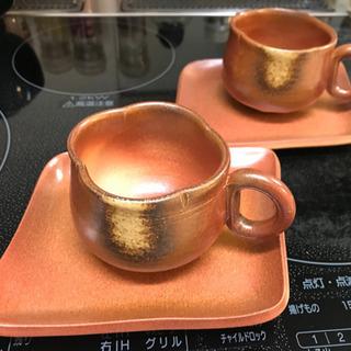コーヒーカップ ソーサーセット