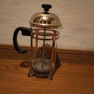紅茶、コーヒーをいれるもの