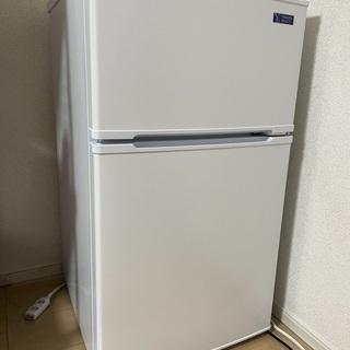 【無料!!】2019年モデル 冷蔵庫 一人暮らしにぴったりサイズ