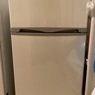 冷蔵庫 2ドア 単身用